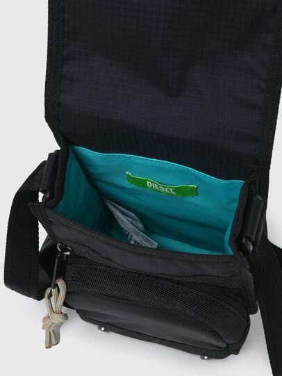 Diesel - ANKO WP, Black - Crossbody Bags - Image 4