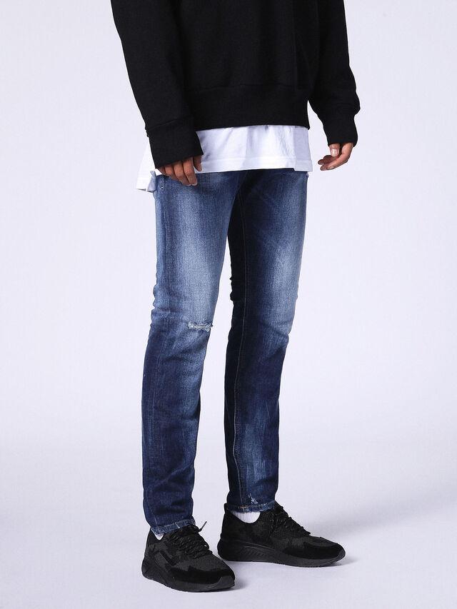 TEPPHAR 084MX, Blue Jeans