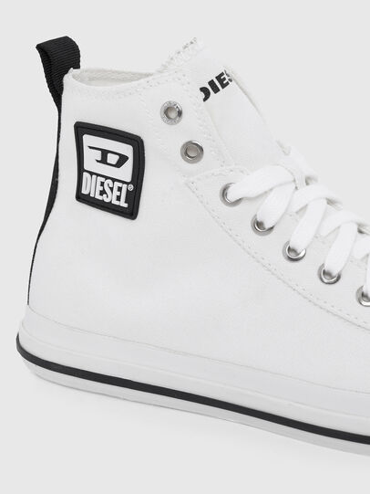 Diesel - S-ASTICO MID CUT W, White - Sneakers - Image 4
