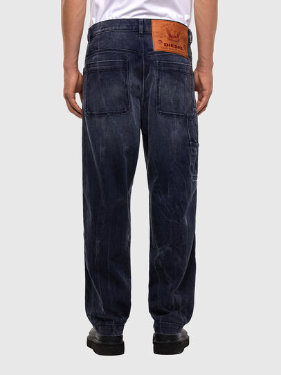 Diesel - D-Franky 009IY, Dark Blue - Jeans - Image 2