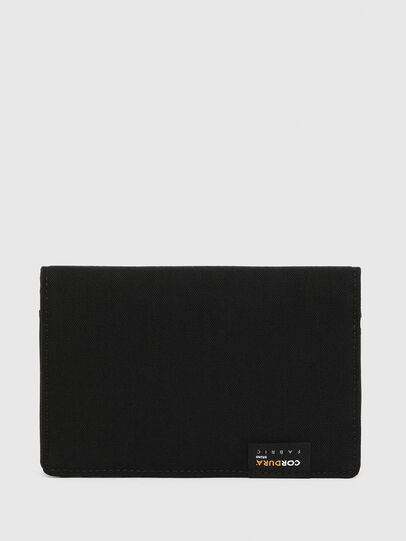 Diesel - ORGANIESEL, Black - Small Wallets - Image 2