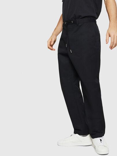 Diesel - P-MORGY, Black - Pants - Image 4
