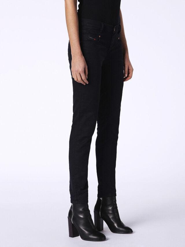 BELTHY JOGGJEANS 0689C, Black Jeans