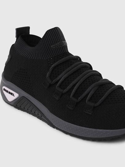 Diesel - S-KB ATHL LACE W, Black - Sneakers - Image 4
