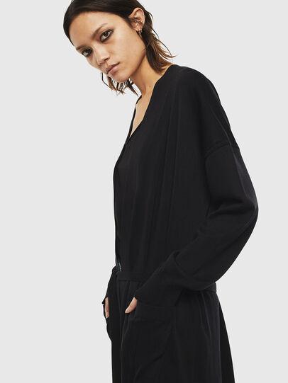 Diesel - M-JAPPY, Black - Knitwear - Image 3