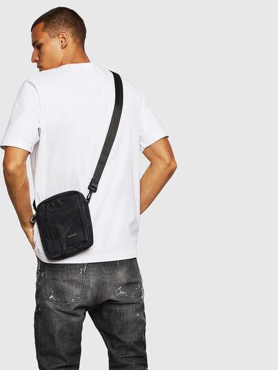 Diesel - ODERZO, Black - Crossbody Bags - Image 8