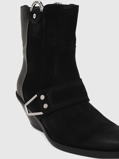 Diesel - D-GIUDECCA MAR,  - Ankle Boots - Image 4
