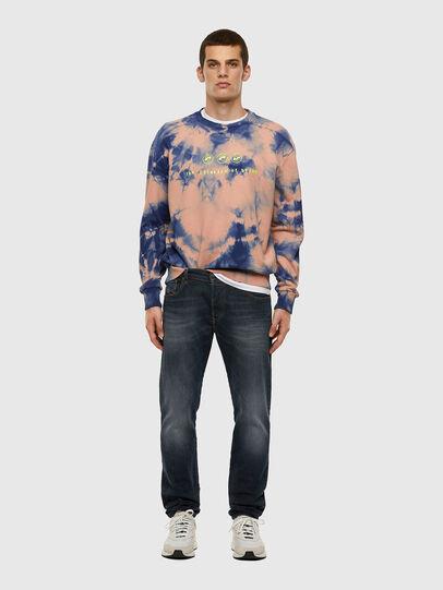 Diesel - S-BIAY-X10, Pink/Blue - Sweaters - Image 5