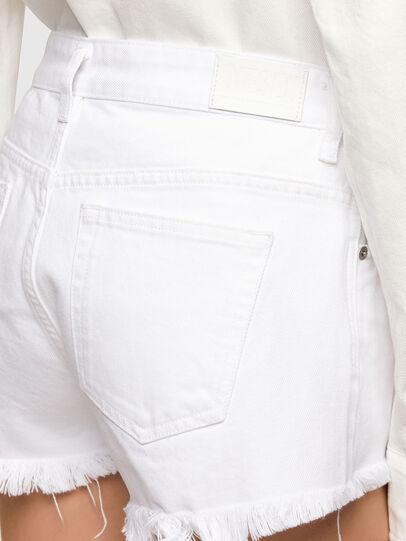 Diesel - DE-RIFTY, White - Shorts - Image 3