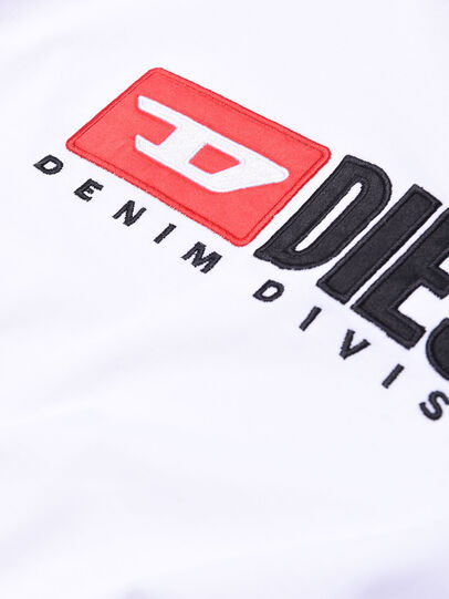 Diesel - TJACKYD, White - T-shirts and Tops - Image 3