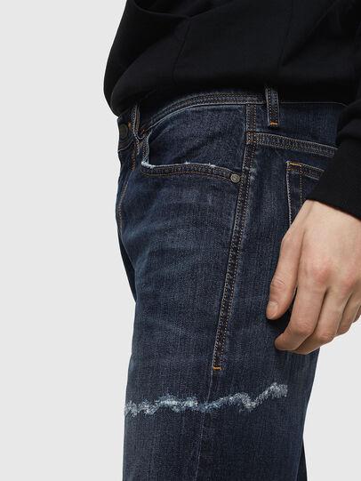 Diesel - THOSHORT, Dark Blue - Shorts - Image 4