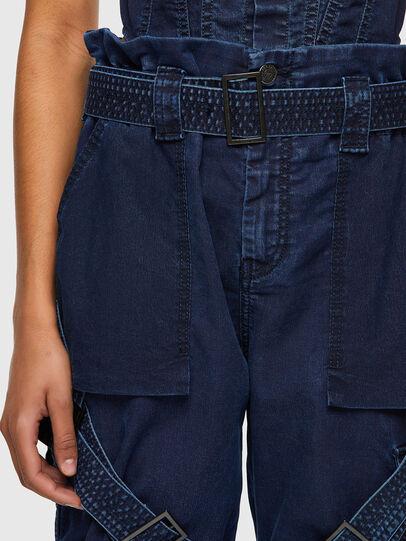 Diesel - D-Fedry JoggJeans® 0CBBZ, Dark Blue - Jeans - Image 3