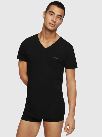 Diesel - UMTEE-MICHAEL3PACK, Black - Tops - Image 2