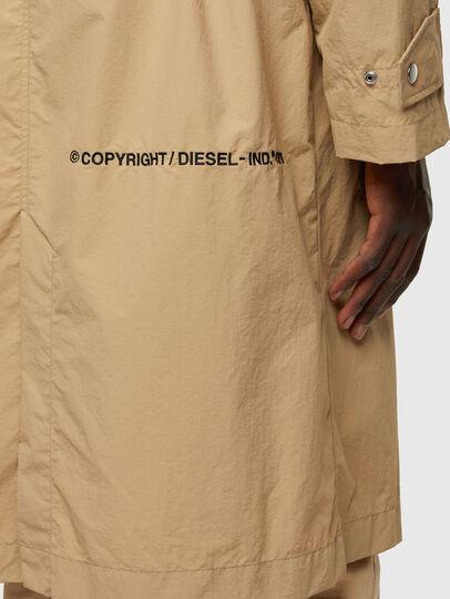 Diesel - J-LUIS, Beige - Jackets - Image 3