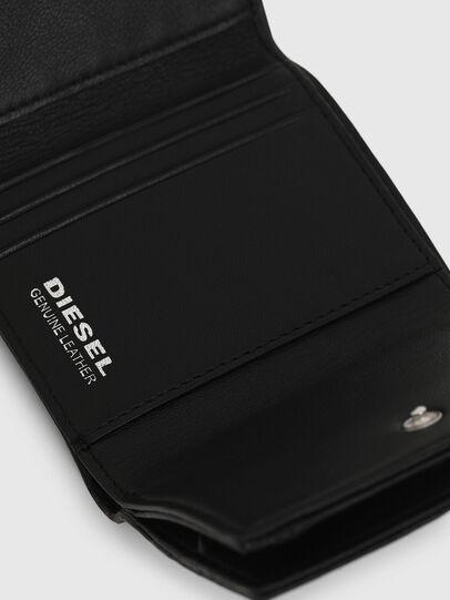 Diesel - LORETTA, Black - Small Wallets - Image 4