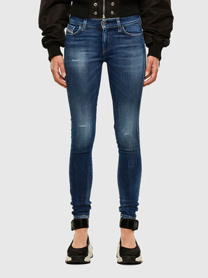 Slandy 009CX, Medium blue - Jeans