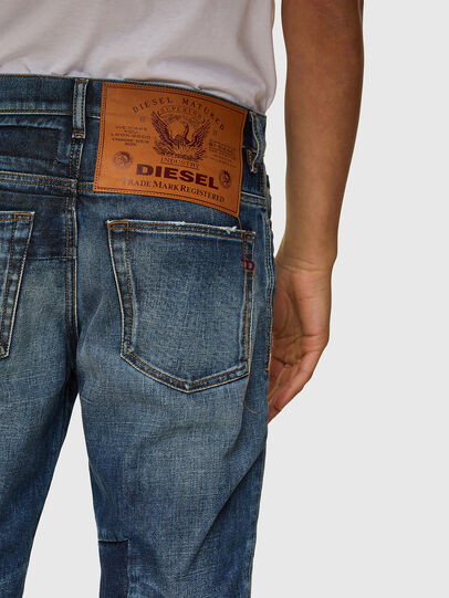 Diesel - D-Fining 009SV, Medium blue - Jeans - Image 4