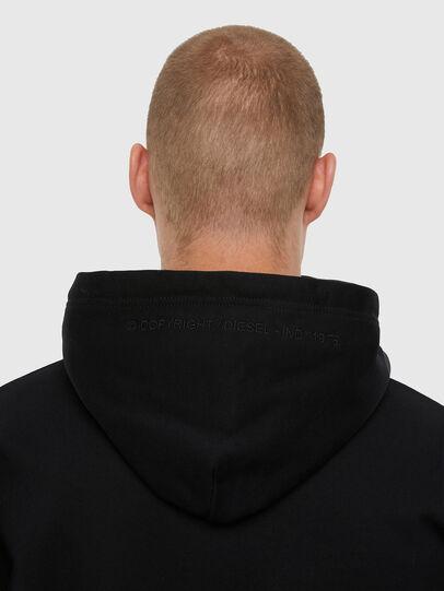 Diesel - S-UMMER-N70, Black - Sweaters - Image 4