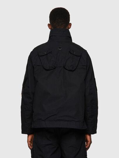 Diesel - J-BUMS, Black - Jackets - Image 2