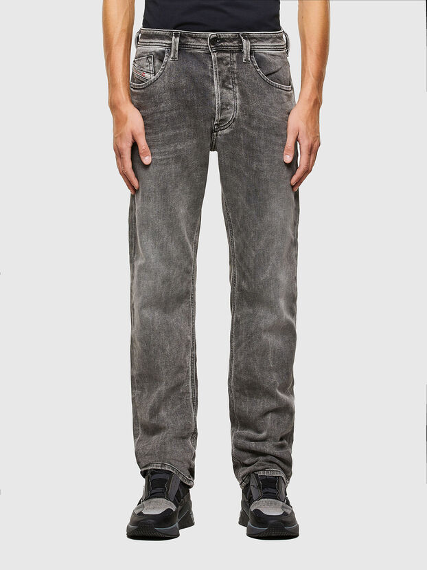 Larkee 009KA, Light Grey - Jeans