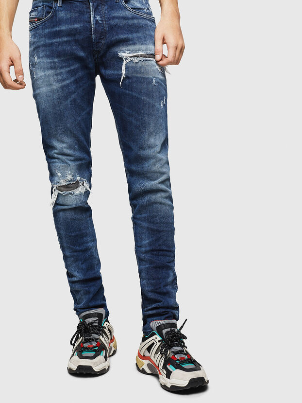 Tepphar 0090G, Dark Blue - Jeans
