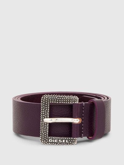 Diesel - B-RIGGE, Dark Violet - Belts - Image 1