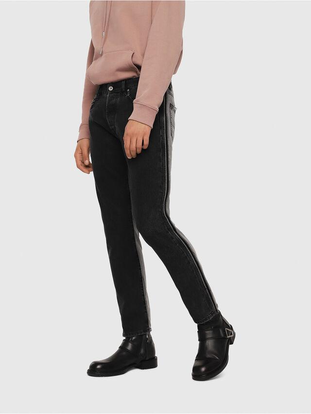 Diesel - Mharky 082AN, Black/Dark grey - Jeans - Image 1