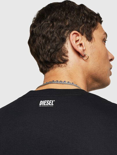 Diesel - T-JUST-B27,  - T-Shirts - Image 3