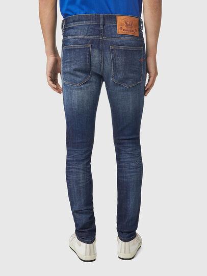 Diesel - D-Amny 09A85, Dark Blue - Jeans - Image 2