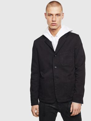 D-GYACK JOGGJEANS, Black - Denim Jackets