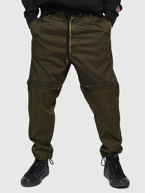 P-CASHORT, Military Green - Pants