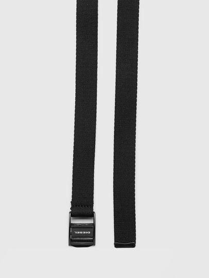 Diesel - B-LONPE, Black - Belts - Image 3