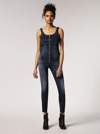 ZEPPEL JOGGJEANS, Blue jeans