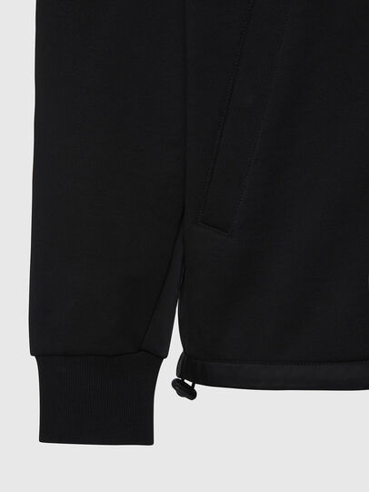 Diesel - S-RUNNER, Black - Sweaters - Image 5