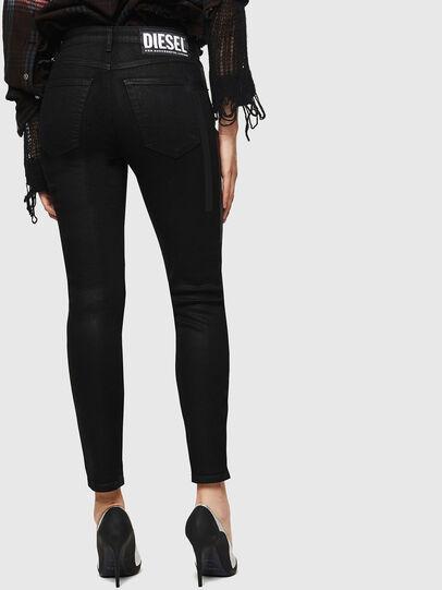 Diesel - Babhila 0092T, Black/Dark grey - Jeans - Image 2