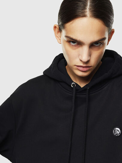 Diesel - S-AFTER, Black - Sweaters - Image 6