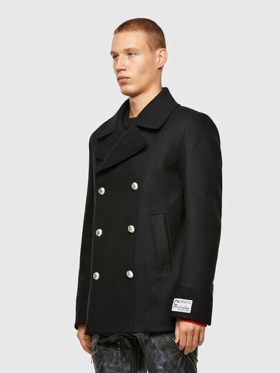 Diesel - W-BOND, Black - Winter Jackets - Image 7