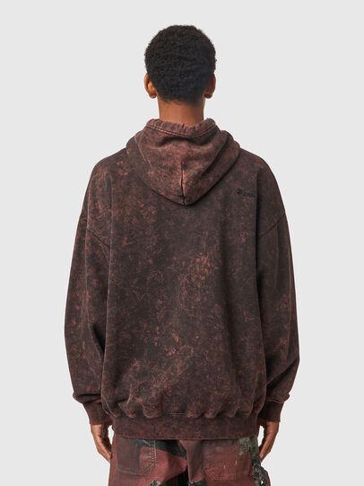 Diesel - S-UMMER-B6, Brown - Sweaters - Image 3