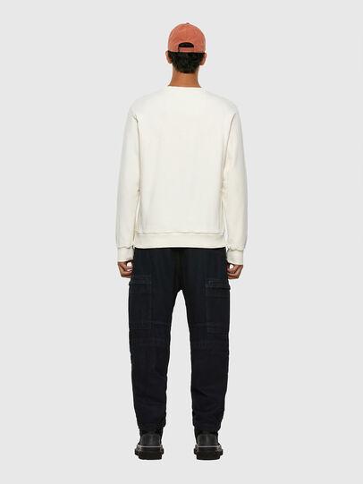 Diesel - S-GIRK-MOHI, White - Sweaters - Image 5