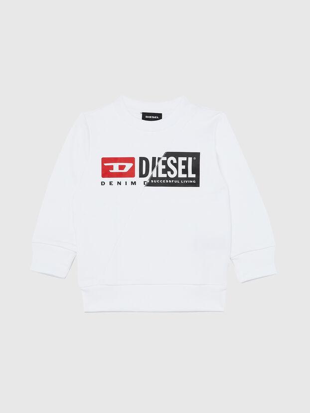SGIRKCUTYB-R, White - Sweaters