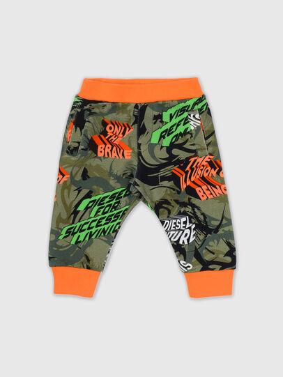 Diesel - PFREDB, Military Green - Pants - Image 1
