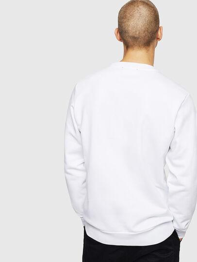 Diesel - S-GIR-DIV-P, White - Sweaters - Image 3