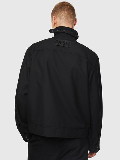Diesel - J-GABLE-A,  - Jackets - Image 2