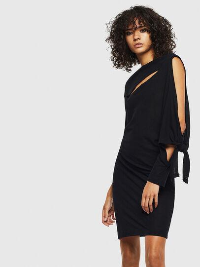 Diesel - D-TITY, Black - Dresses - Image 1