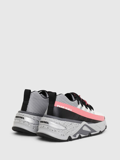 Diesel - S-HERBY SB, Gray/Black - Sneakers - Image 3