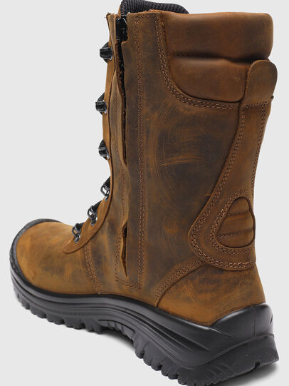 Diesel - H-WOODKUT BT, Brown - Boots - Image 5