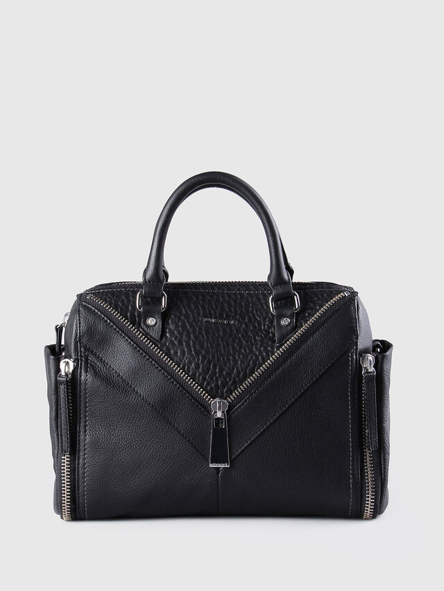 LE-TRASY, Black Leather