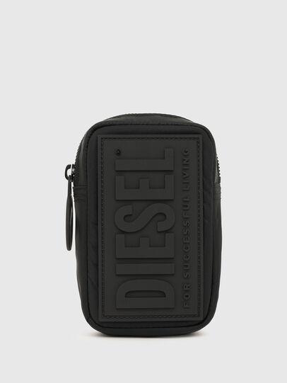 Diesel - BAONA II, Black - Small Wallets - Image 1