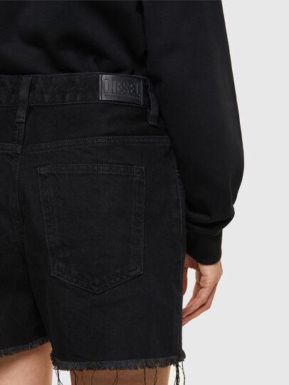 Diesel - DE-REG-R, Black - Shorts - Image 3