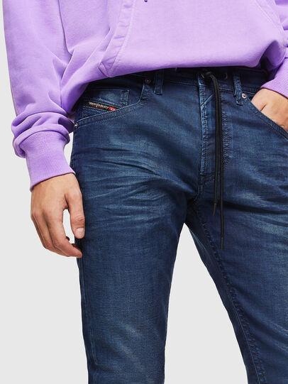 Diesel - Thommer JoggJeans 0098H, Medium blue - Jeans - Image 3